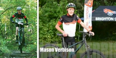 Hometown Bicycles Service Tech, Mason Verbison
