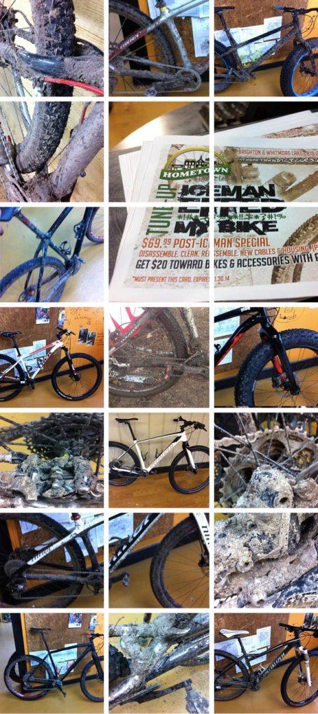 Hometown Bicycles Iceman Effed My Bike Tune Up