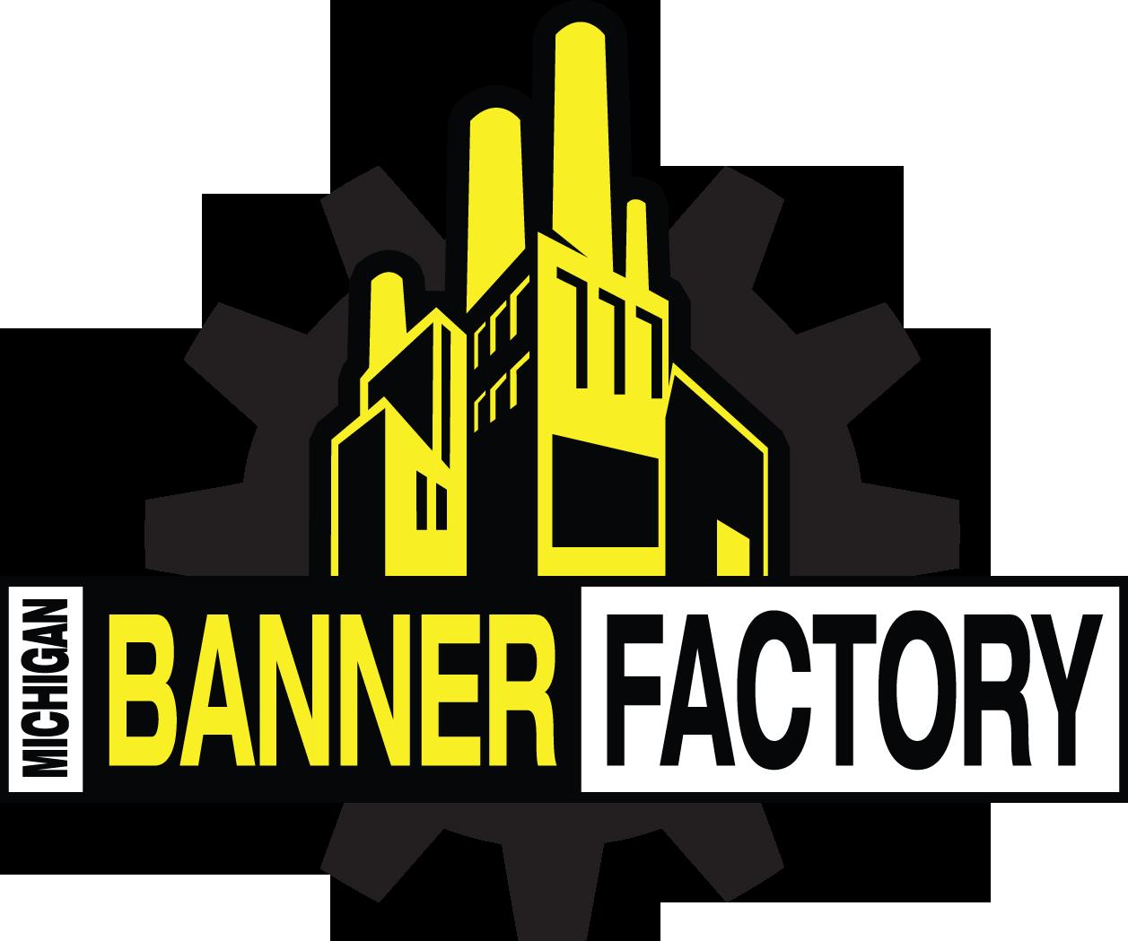 Michigan Banner Factory logo