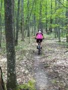 Hometown Bicycles Jean Steinberg mountain biking